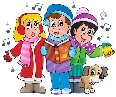 christmas-singers-clipart-1