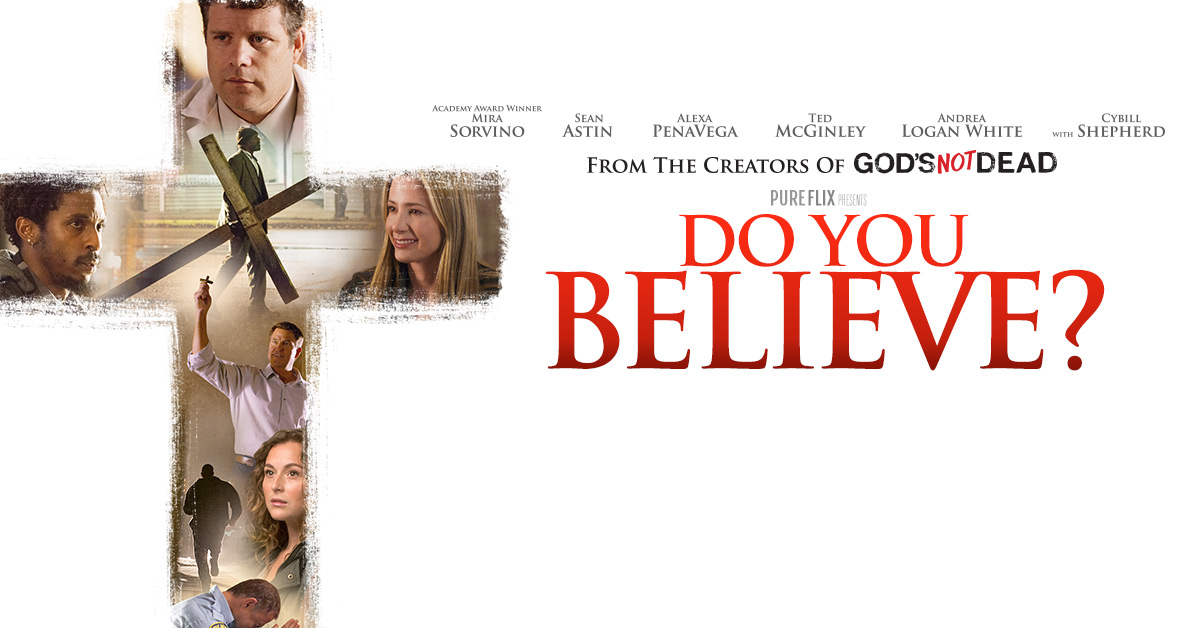 Do You Believe? - DVD Image